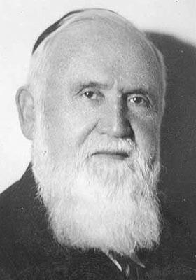 אברהם חיים שאג (צוובנר)